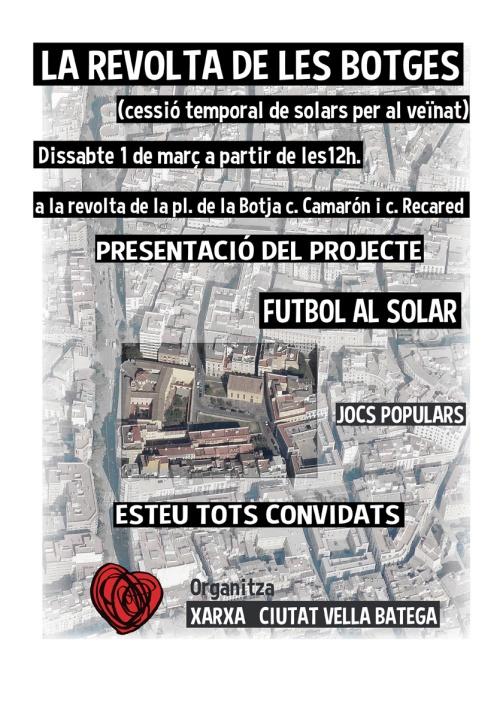 cartell REVOLTA de les BOTJES.2